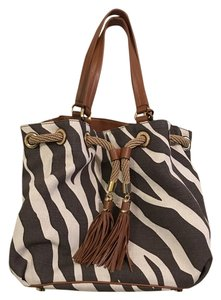 Michael Kors Tote in Brown/Tan