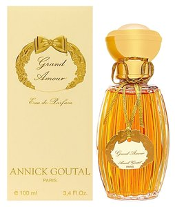Annick Goutal GRAND AMOUR by ANNICK GOUTAL Eau de Parfum Spray ~ 3.4 oz / 100 ml