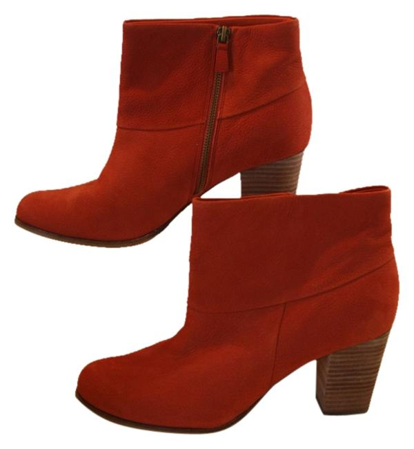 Item - Picante/Orange Womens Cassidy Boots/Booties Size US 10.5 Regular (M, B)