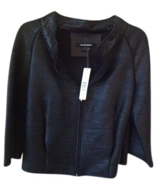 Preload https://img-static.tradesy.com/item/11614/ellen-tracy-black-hits-at-waist-leather-jacket-size-4-s-0-0-650-650.jpg