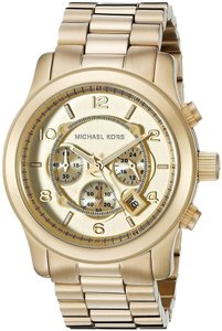 Michael Kors Michael,Kors,Chronograph,Runway,Oversized,Watch,44mm,