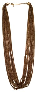 Bloomingdales Gold Chain Necklace