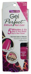 Nutra Nail Nutra Nail Gel Perfect 5-Minute Gel-Color Manicure in