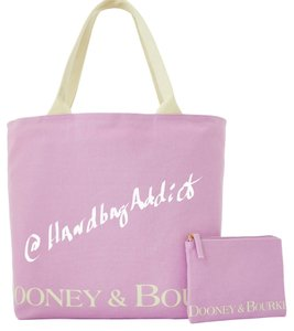 Dooney & Bourke Tote in Lilac
