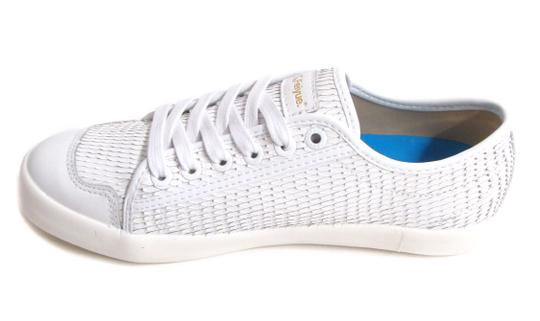 Feiyue Womens Sneakers Leather white Athletic Image 2
