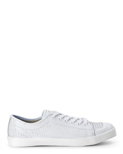 Feiyue Womens Sneakers Leather white Athletic Image 4