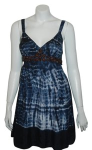 Velvet by Graham & Spencer short dress TIE DYE on Tradesy