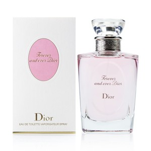 Dior FOREVER & EVER by CHRISTIAN DIOR EDT Spray for Women ~ 3.4 oz / 100 ml