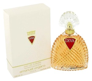 Emanuel Ungaro DIVA by EMANUEL UNGARO Eau de Toilette Spray ~ 3.4 oz / 100 ml