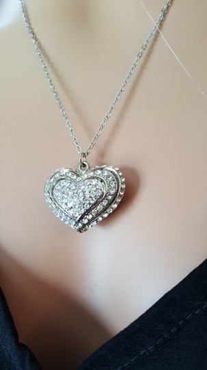 Other heart Valentine Necklace Image 1