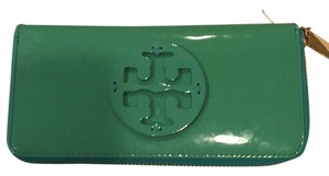 Tory Burch Aqua Clutch