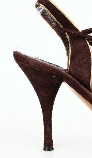 Moschino Brown Sandals Image 3