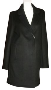 Dawn Levy Luxury Straight Fit Pea Coat