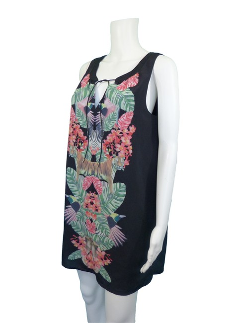 Gentle Fawn short dress Black Jungle Floral Shift on Tradesy Image 2