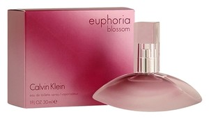 Calvin Klein EUPHORIA BLOSSOM by CALVIN KLEIN EDT Spray ~ 1.0 oz / 30ml