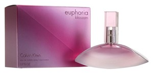 Calvin Klein EUPHORIA BLOSSOM by CALVIN KLEIN EDT Spray ~ 1.7 oz / 50ml