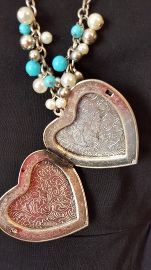 Other Heart Locket Necklace