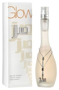 Jennifer Lopez GLOW by JENNIFER LOPEZ Eau de Toilette Spray ~ 3.4 oz / 100 ml