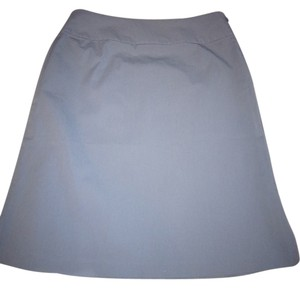 Banana Republic Mini Skirt Flax