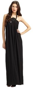 Black Maxi Dress by Leifsdottir