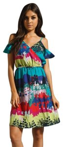 Miss Me short dress Multi The Buckle Rock Revival Summer Cut Out on Tradesy