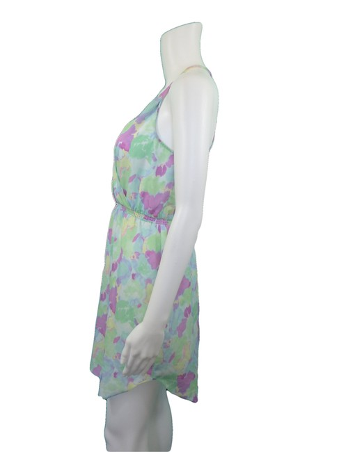 Gentle Fawn short dress Green Pastel Abstract Summer on Tradesy Image 2