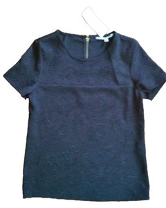 Collective Concepts Embossed Top black