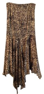 Marciano Maxi Skirt Black & Gold