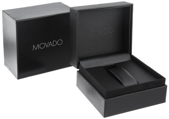 Movado New Movado Men's Swiss Chronograph Datron Stainless Steel Bracelet Watch 40mm 0606476 Image 1