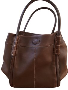 Tod's Satchel in Brown
