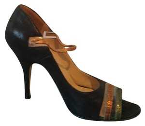 Max Kibardin Black Pumps