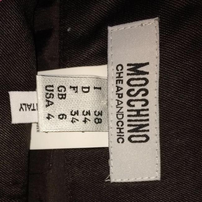 Moschino Skirt Brown Image 3