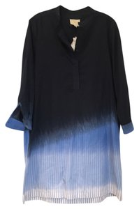 Band of Outsiders short dress Dark/Light Blue Ombre on Tradesy