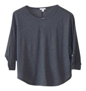 Gap Burnout T Shirt Gray