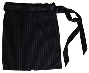 Arden B. Skirt Black And White