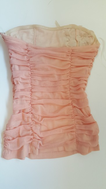 Forever 21 Top Peach Image 1