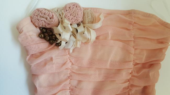 Forever 21 Top Peach Image 3