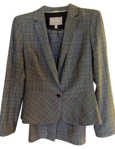 Banana Republic Herringbone Two-Piece Skirt Suit