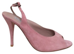 Charles David Dusty rose Pumps