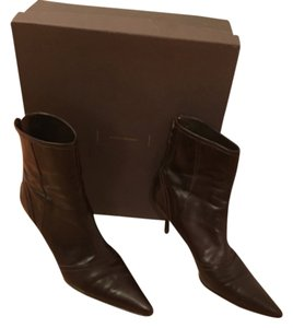 Narciso Rodriguez Brown Boots