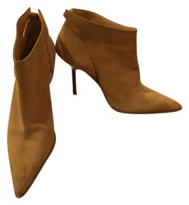 Narciso Rodriguez Beige Boots