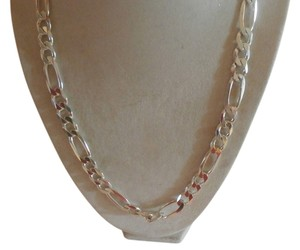 Other NEW UNISEX Sterling Silver Figaro Chain 22' 56 GRAMS
