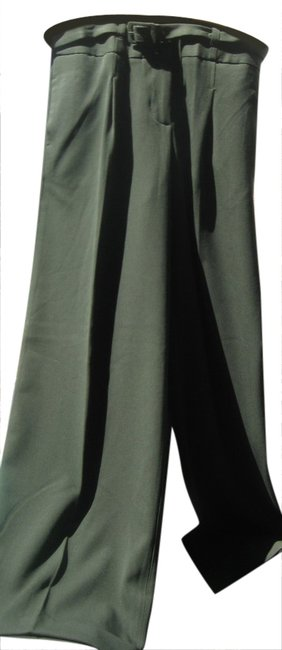 Other Wide Leg Pants Loden Green