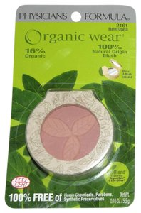 Physicians Formula Physicians Formula Organic Wear Blush BLUSHING ORGANICS 100% Natural Origin New