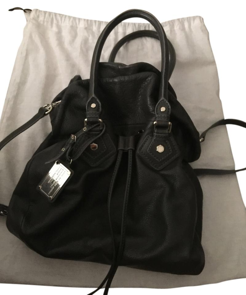 0fbb7f52312f Marc by Marc Jacobs Classic Q Drawstring In Grey Pebbled Leather ...