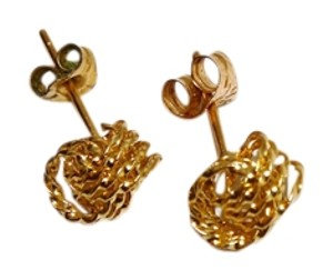 Other 14k yellow gold small Earrings.