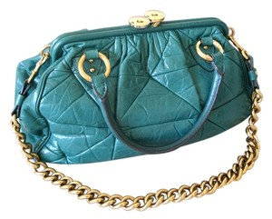 Marc Jacobs Quilted Quilt Medium Large Quilts Quilted Handbags Quilted Quilted Quilted Handbags Chunky Chain Chain Strap Shoulder Bag