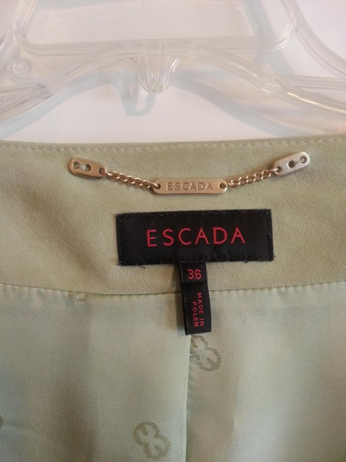 Escada Mint green Blazer