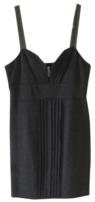 Preload https://item5.tradesy.com/images/iisli-dark-heather-gray-mid-length-cocktail-dress-size-8-m-1162539-0-0.jpg?width=400&height=650