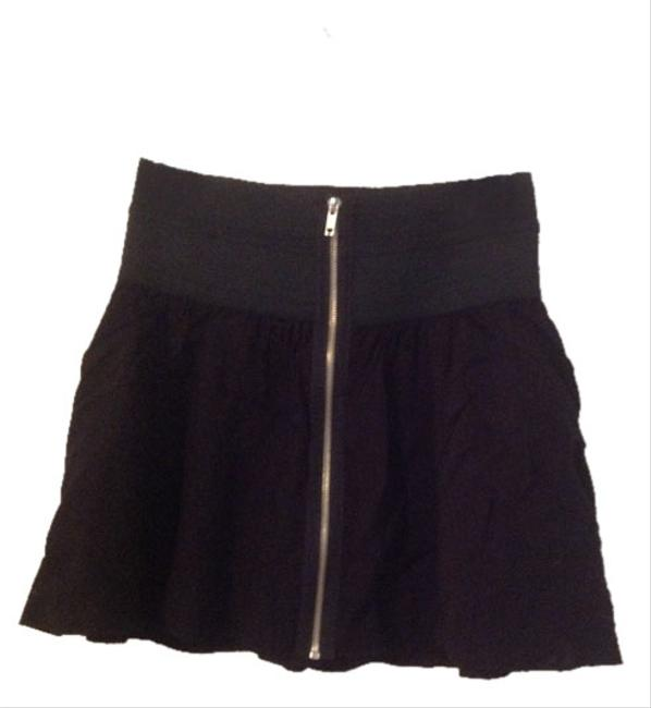 Arden B. Mini Skirt Black